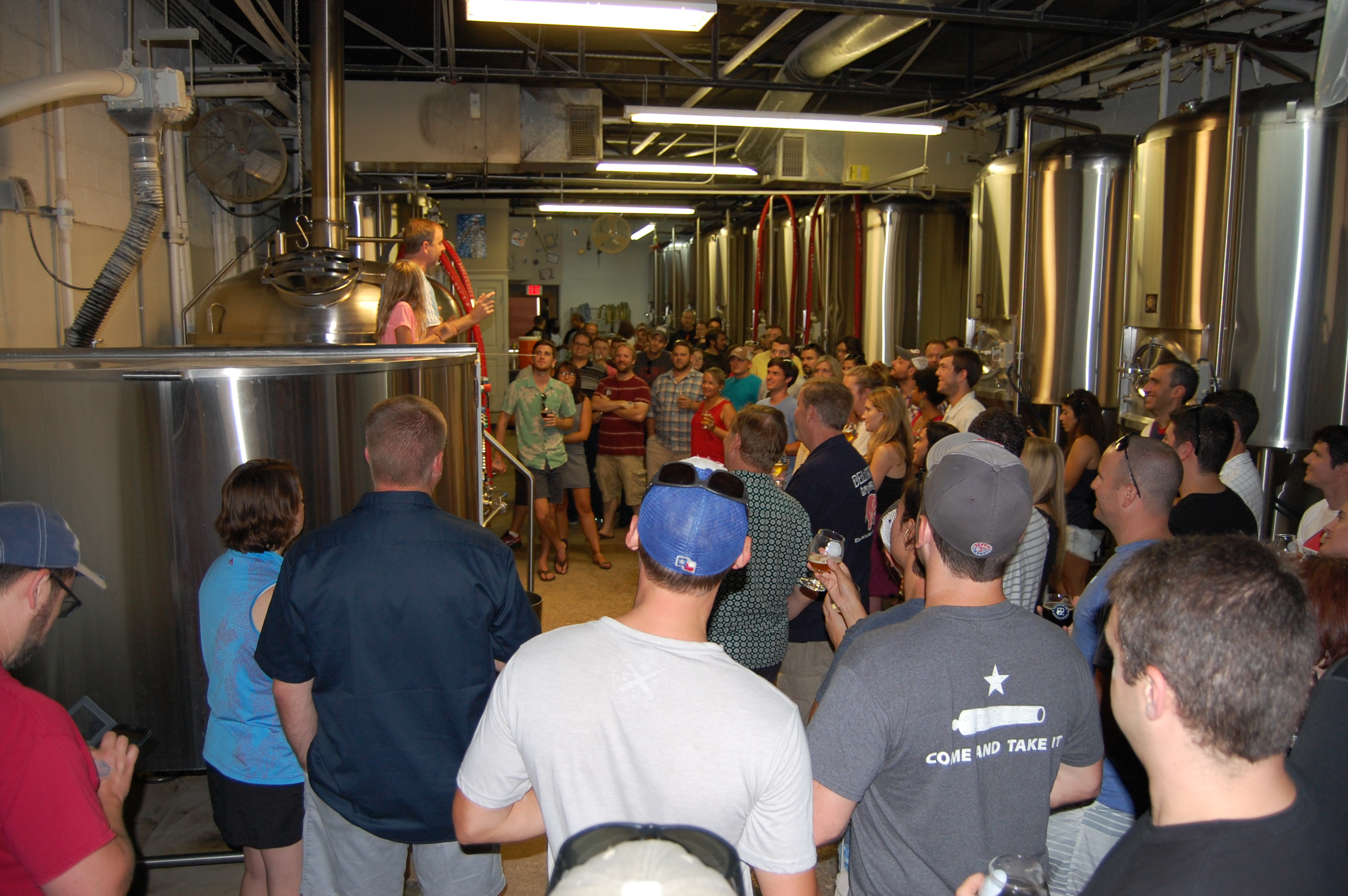 Dallas Brewery Tours